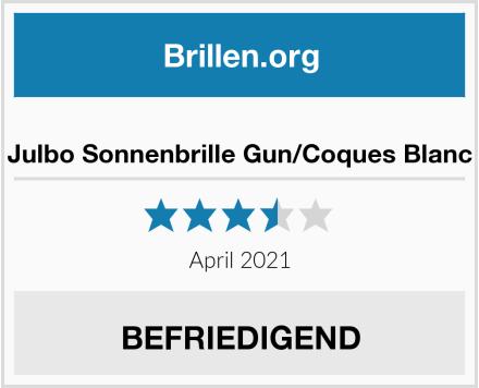 Julbo Sonnenbrille Gun/Coques Blanc Test