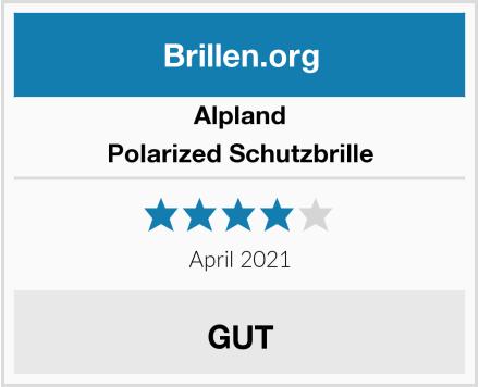 Alpland Polarized Schutzbrille Test