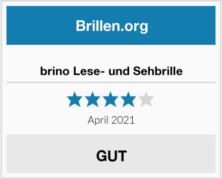 brino Lese- und Sehbrille Test
