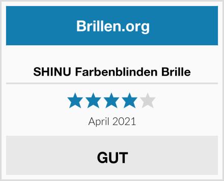 SHINU Farbenblinden Brille Test