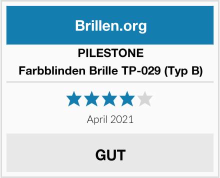 PILESTONE Farbblinden Brille TP-029 (Typ B) Test