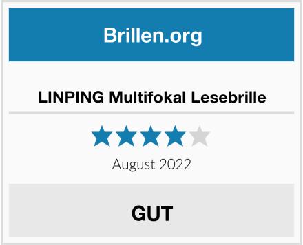 LINPING Multifokal Lesebrille Test