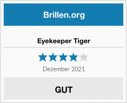 Eyekeeper Tiger Test