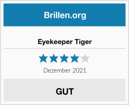 Eyekeeper Tiger Test