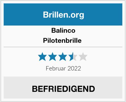 Balinco Pilotenbrille  Test