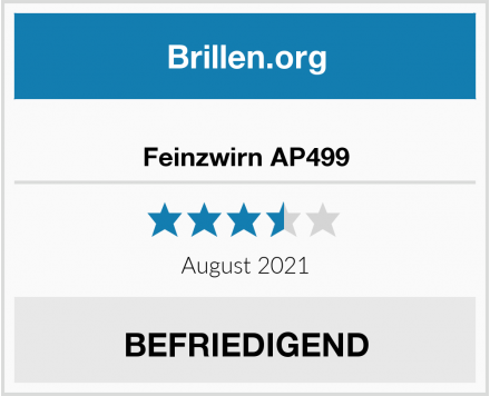 No Name Feinzwirn AP499 Test