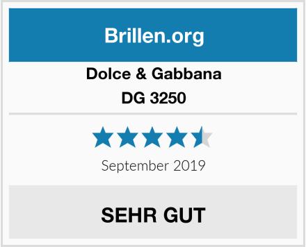 Dolce & Gabbana DG 3250 Test