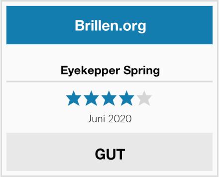 No Name Eyekepper Spring Test