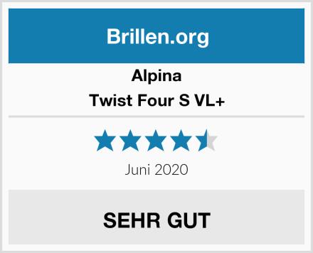 Alpina Twist Four S VL+ Test
