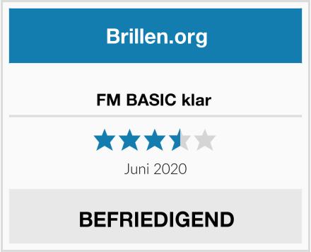 FM BASIC klar  Test