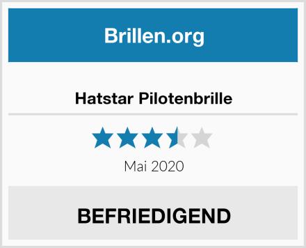 Hatstar Pilotenbrille Test