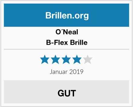 O'Neal B-Flex Brille Test