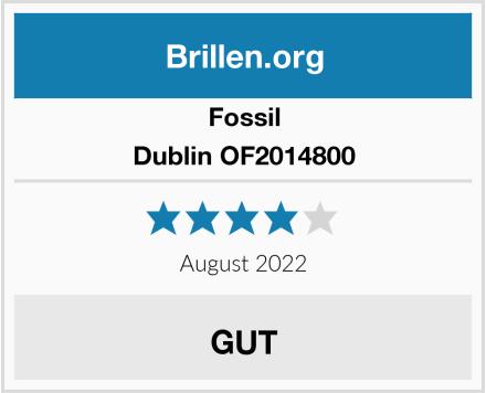 Fossil Dublin OF2014800 Test