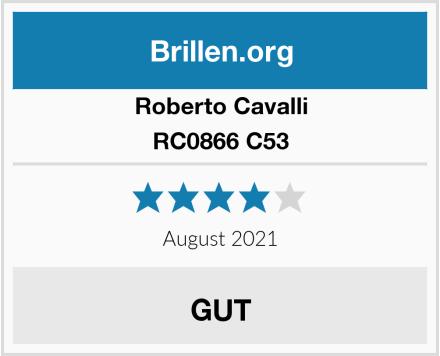 Roberto Cavalli RC0866 C53 Test