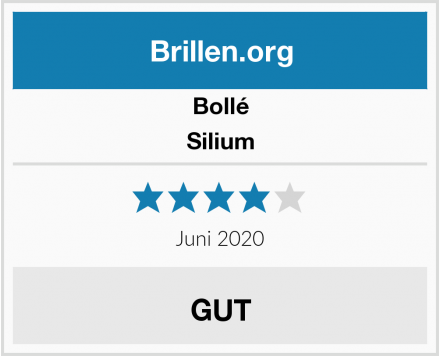 Bollé Silium Test