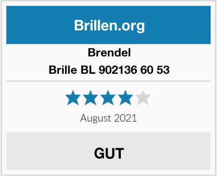 Brendel Brille BL 902136 60 53 Test