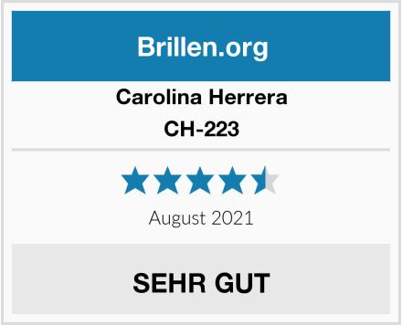 Carolina Herrera CH-223 Test