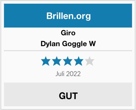 Giro Dylan Goggle W Test