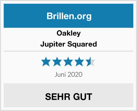 Oakley Jupiter Squared Test