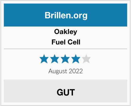 Oakley Fuel Cell Test