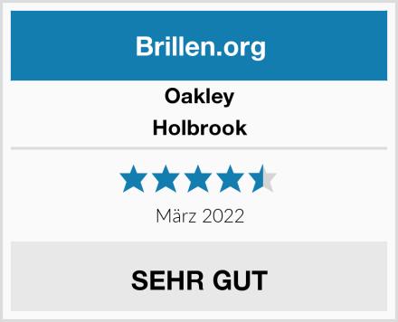 Oakley Holbrook Test