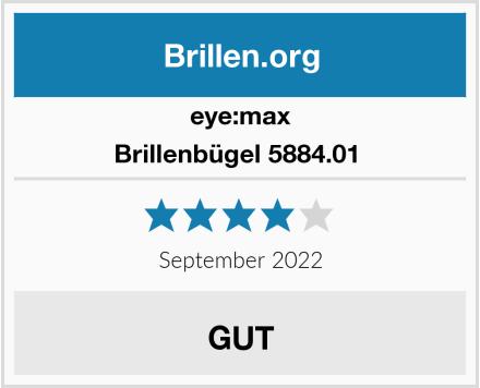 Eye Max  Brillenbügel 5884.01  Test