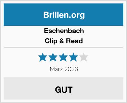 Eschenbach Clip & Read Test