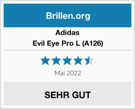 Adidas Evil Eye Pro L (A126) Test