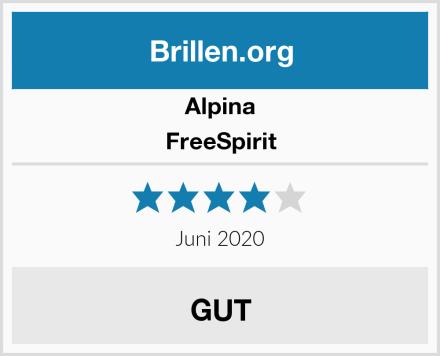 Alpina FreeSpirit Test