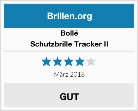 Bollé Schutzbrille Tracker II Test