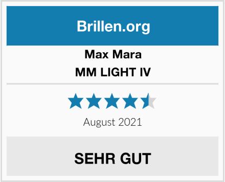 Max Mara MM LIGHT IV Test
