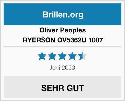 Oliver Peoples RYERSON OV5362U 1007 Test