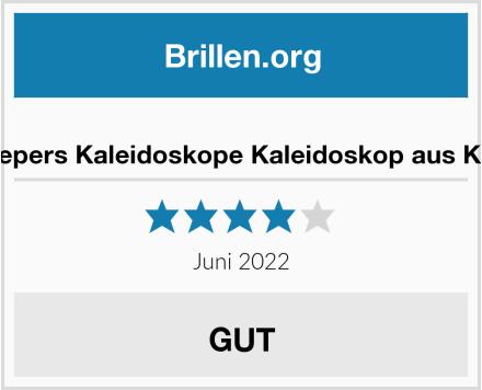 Schaepers Kaleidoskope Kaleidoskop aus Kupfer Test