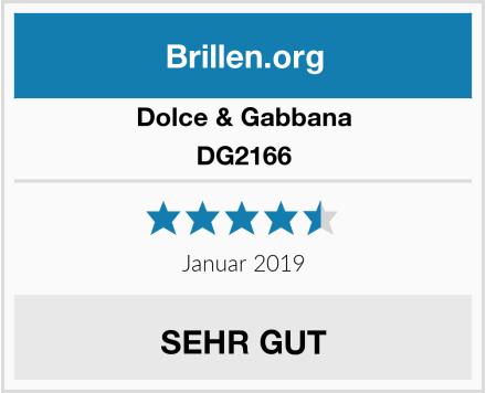 Dolce & Gabbana DG2166 Test