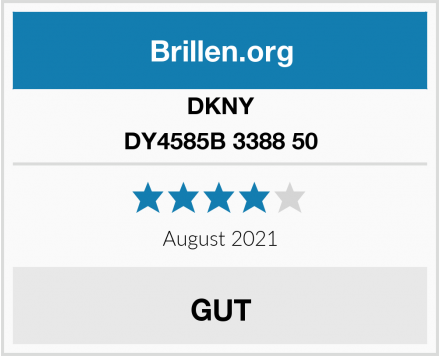 DKNY DY4585B 3388 50 Test