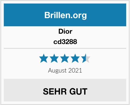 Dior cd3288 Test