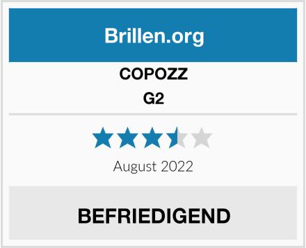 COPOZZ G2 Test
