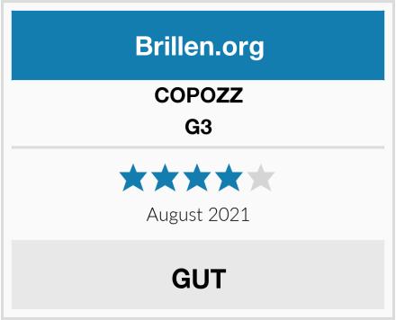COPOZZ G3 Test