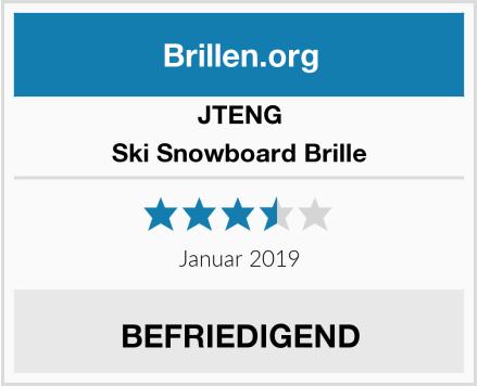 JTENG Ski Snowboard Brille Test