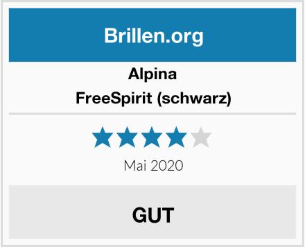 Alpina FreeSpirit (schwarz) Test
