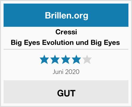 Cressi Big Eyes Evolution und Big Eyes  Test