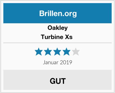 Oakley Turbine Xs  Test