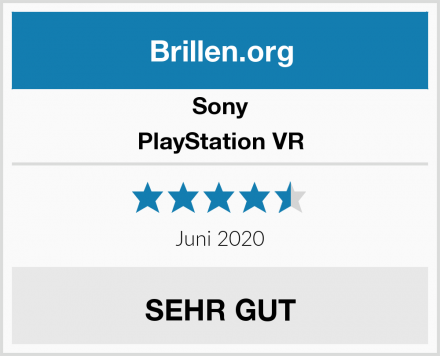 Sony PlayStation VR Test