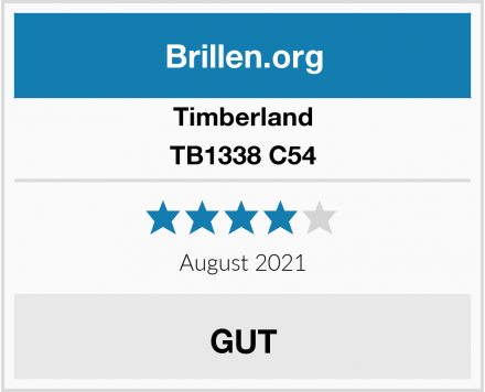 Timberland TB1338 C54 Test