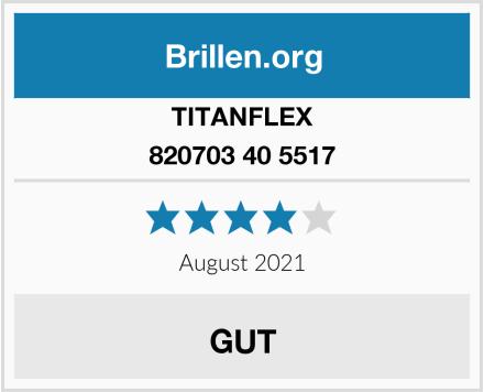 TITANFLEX 820703 40 5517 Test