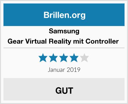 Samsung Gear Virtual Reality mit Controller  Test