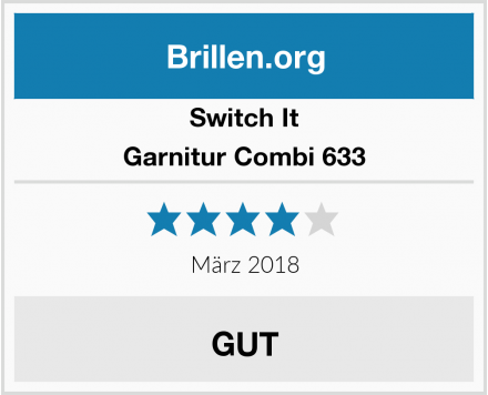 Switch It Garnitur Combi 633 Test