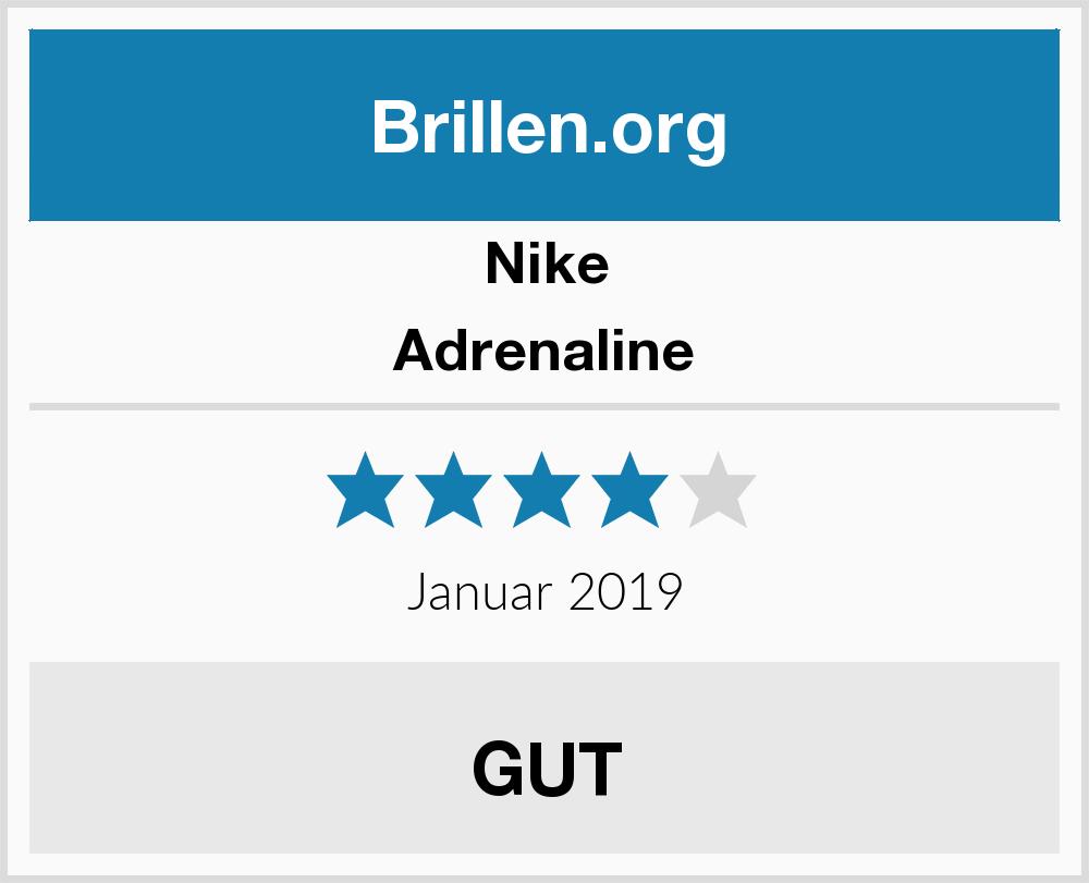Nike Adrenaline Brillen Test 2018