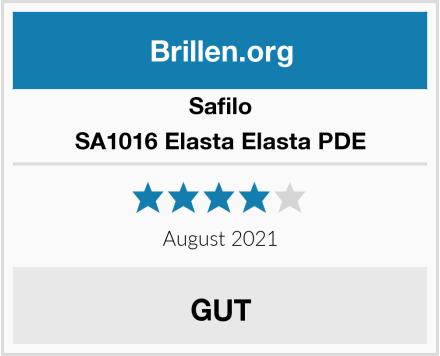 Safilo SA1016 Elasta Elasta PDE Test