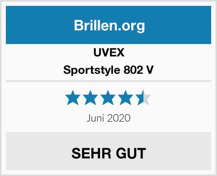 UVEX Sportstyle 802 V Test